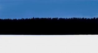 Maisema Viron lipussa