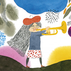 Ava ja oikukas trumpetti, tkt