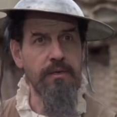 Las gallinas de Cervantes -elokuvan kuvituskuva