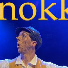 Pinokkio-esityksen kuva.